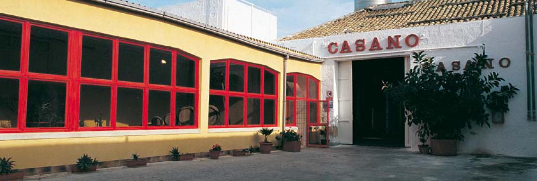Casano Winery marsala wine