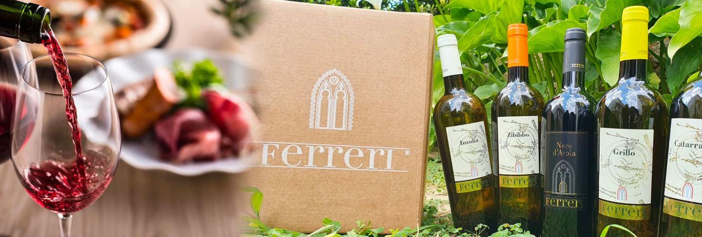 Ferreri Winery sicliy