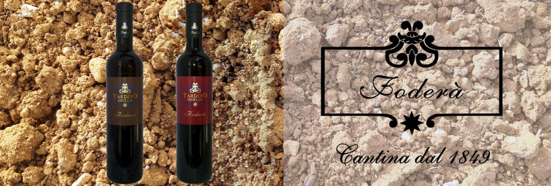 Fodera Winery Sicily