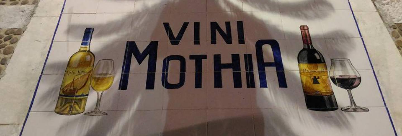 Mothia Winery sicily marsala