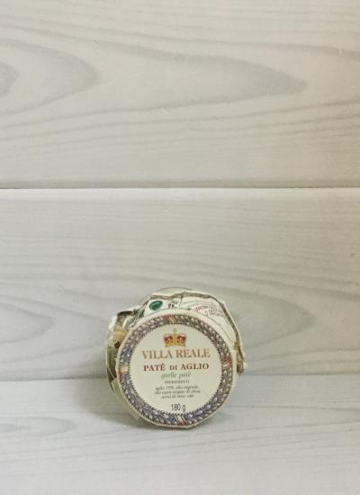 Garlic Patè (180 gr.) - Villa Reale front