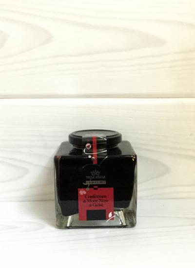 Jam Blacks Mulberry (340 gr.) - Villa Reale front