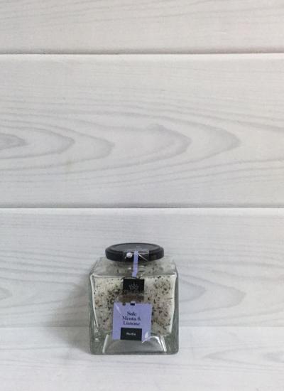 Salt Mint & Lemon (340 gr.) - Villa Reale