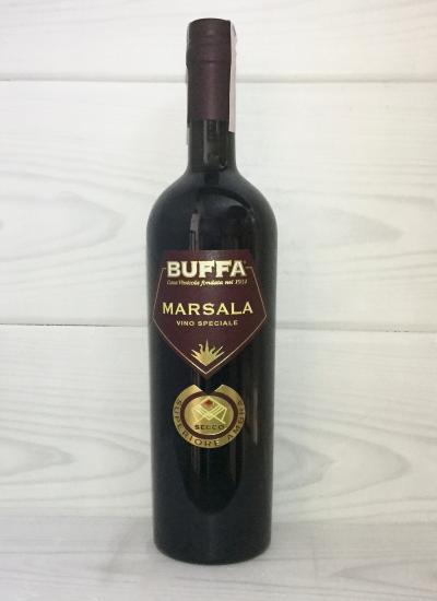 Marsala Superiore Ambra Secco - Buffa