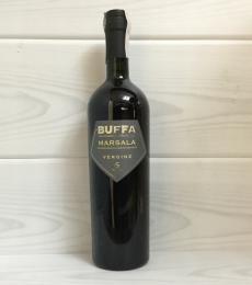Marsala Vergine - Buffa front