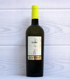 Grillo - Ferreri Vini Bianchi Front